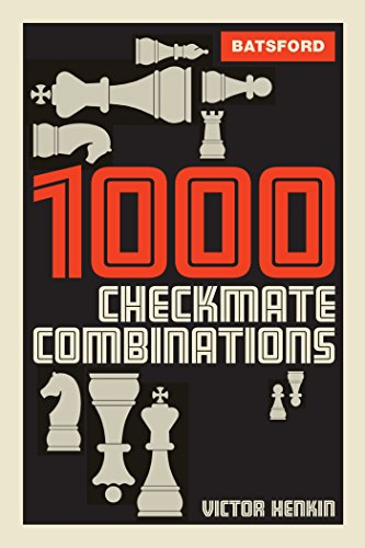 1000 Checkmate Combinations (English Edition) -