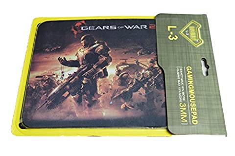 Gears of War 2 Grande Gaming Mouse Pad