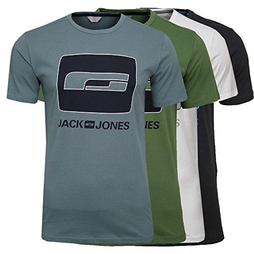e Freizeit/Sport/Club T-Shirt (4er Set,L) (Billig Tee-sets)