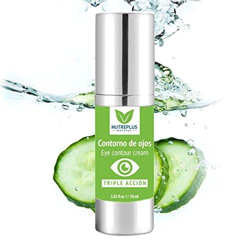 Augencreme Gegen Augenringe und Tränensäcke | Augengel Gegen Falten, Anti Age für und Schwellungen | Hautpflege Männer und Frauen |...