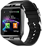 Faawn Smart Watch with Bluetooth Sim Card Supported, Health Fitness Tracker Smart Watches for Mens Boys and Girls…
