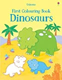 First Colouring Book Dinosaurs (First Colouring Books)