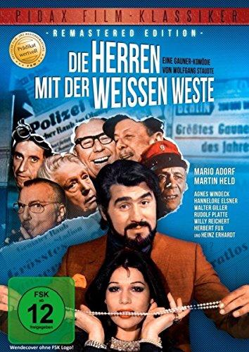Pidax Film-Klassiker: Die Herren mit der weissen Weste [Remastered Edition] (Filme Mit)