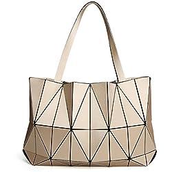 Bolso Grande de Mujer con diseño Geométrico