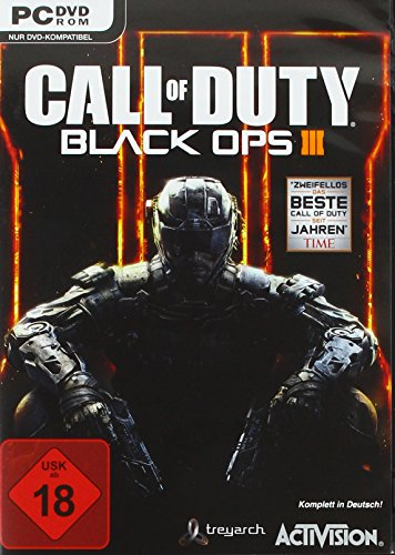 Call of Duty: Black Ops 3 - [PC] (Call Of Duty Für Das Spiel 3)