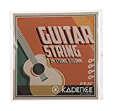 #3: Kadence Acoustic Guitar Single 2nd B String STRA-2ND Pack of 3