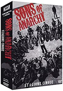 Sons of Anarchy: Stagione 5 (Cofanetto 4 DVD)