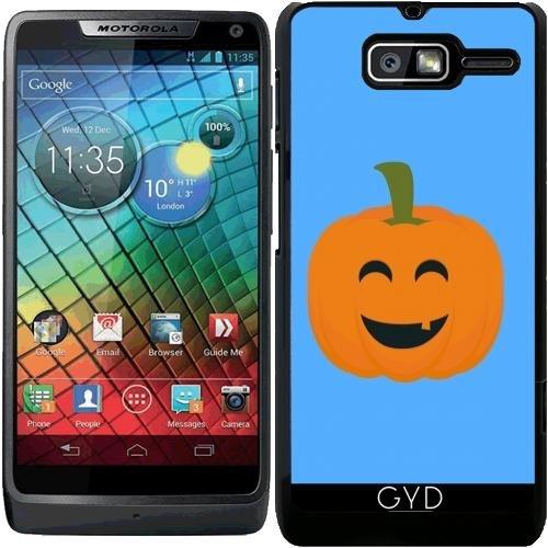 (Hülle für Motorola RAZR D3 (XT919) - Lustig Halloween by ilovecotton)