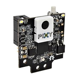 Charmed Labs LLC Pixy2 Smart Vision Sensor - Object Tracking Camera for Arduino, Raspberry Pi, BeagleBone Black