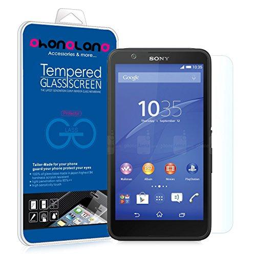 PHONELAND Protector Pantalla de Cristal Templado Premium para Sony Xperia Z5