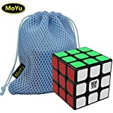 MoYu Aolong V2 3x3x3 Speed Puzzle Magic Cube Black With a MoYu Cube Bag MOYU Aolong V2 3x3x3 velocidad Puzzle Magic Cube negro con un cubo de MOYU Bolsa