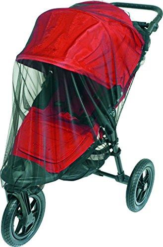 Sunnybaby 10338 Premium-Insektenschutz für XL-Jogger wie z.B. Baby Jogger City Elite, tfk Adventure und viele andere mehr, schwarz - Qualität: MADE IN GERMANY