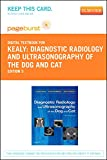 Diagnostic Radiology and Ultrasonography of the Dog and Cat: Pageburst Retail