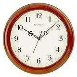 Wood Craft W-1002 Wall Clock(Size: 310*310mm)