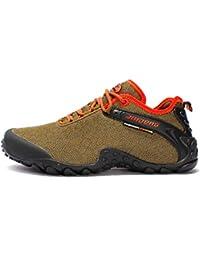 HangFan - Zapatillas de escalada de Ante para hombre gris gris Skechers Go Walk Lite-Coral HangFan - Zapatillas de escalada de Ante para hombre gris gris Zapatos blancos K-Swiss para mujer Zapatos grises Converse Star Player para hombre  Náuticos Unisex Niños KenhWi
