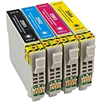Inkrite T2996 T29XL Inkjet Cartridge (Pack of 4)