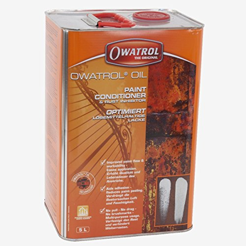 Preisvergleich Produktbild OWATROL Öl, Dose mit 5 Liter