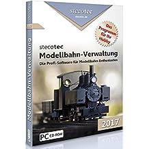 Modellbahn Software - Stecotec Modellbahn-Verwaltung 2017 - Programm f. Sammler - Katalog - Datenbank - Zubehör f. Ihr Hobby Modelleisenbahn
