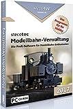 Modellbahn Software - Stecotec Modellbahn-Verwaltung 2017 - Programm f. Sammler - Katalog - Datenbank - Zubeh�r f. Ihr Hobby Modelleisenbahn Bild