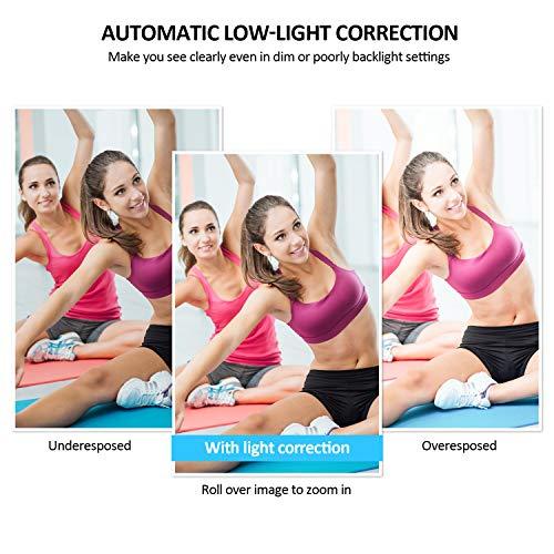 Zoom IMG-3 tedgem webcam full hd 4k