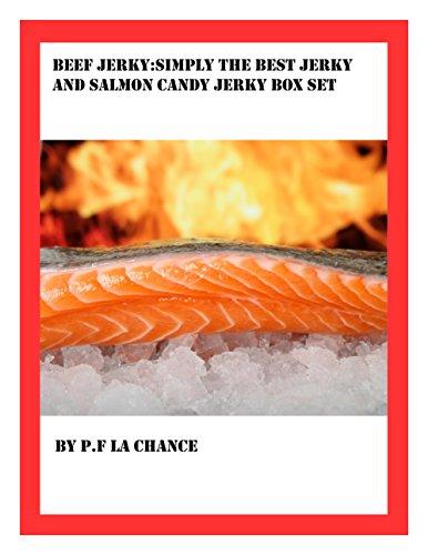 Beef Jerky:simply the best jerky and Salmon candy jerky box set