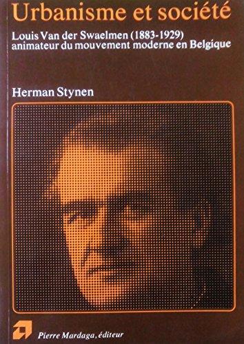 Urbanisme et société par Herman Stynen