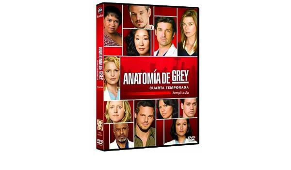 Anatomía de Grey - Temporada 4 Spanien Import: Amazon.de: Ellen ...