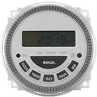 XCSOURCE Caldaia 7 giorni orologio digitale programmatore Timer programmabile Modulo