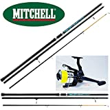 Boutiquepechemer Pack Surf, Canne Mitchell Catch Surf 4m20 + Moulinet Kat's 93 6...