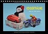 Kinderträume - Womit wir früher spielten (Tischkalender 2014 DIN A5 quer): Beliebtes Spielzeug aus den 50er und 60er Jahren (Tischkalender, 14 Seiten)