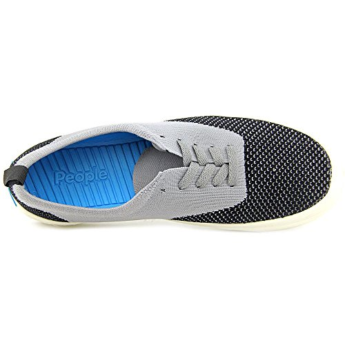 People Footwear The Stanley Synthétique Baskets Really Black-Thunder Grey