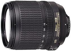 Nikon AF-S DX Nikkor 18-105 mm F/3.5-5.6G ED VR Zoom Lens for Nikon DSLR Camera