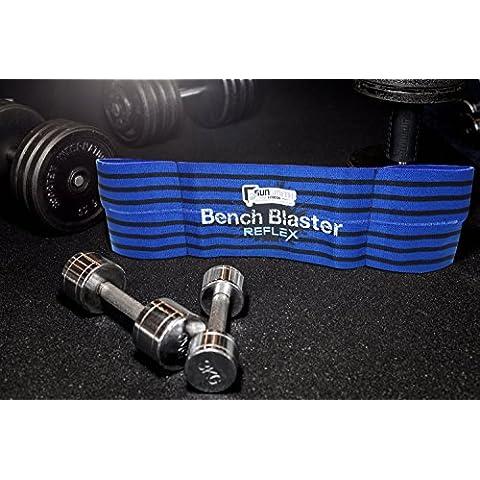 Bench Blaster Reflex-Crossfit, sollevamento pesi, Powerlifting, Panca