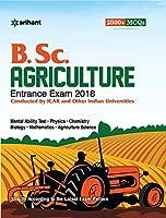 B.Sc. Agricuture Entrance Exam 2018
