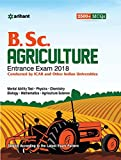 The Bachelor of Science in Agriculture (B.Sc. Agriculture) Entrance Examination is conducted by ICAR and various other Indian universities for admitting candidates in the B.Sc. Agriculture programme. This book has been designed for the aspirants prep...