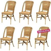 Amazon.es: sillones mimbre - Más de 500 EUR: Hogar y cocina