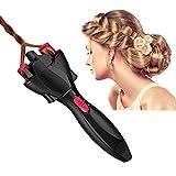 FIGHTART Outil de tressage pour les cheveux tressage tresses - Pour de belles coiffures - Piles non incluses