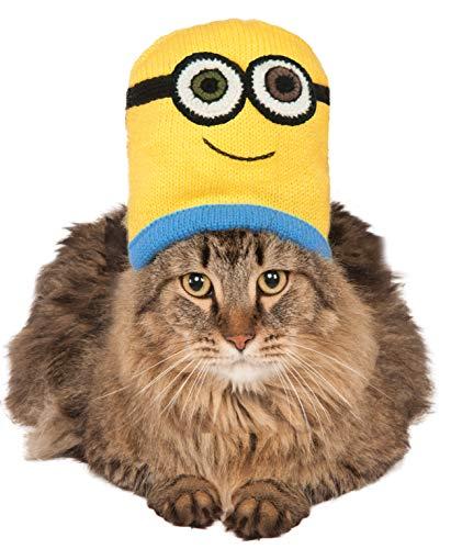 Rubie's Minion Bob Knit Cat Kopfbedeckung, ()