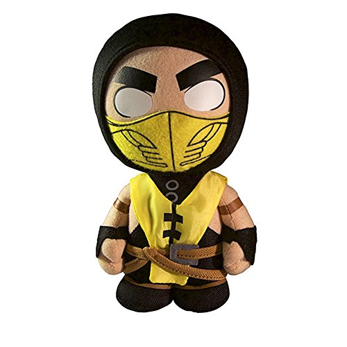 Mortal Kombat X 6-Inch Scorpion Plush Toy