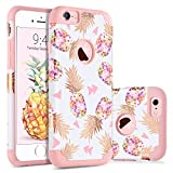 BENTOBEN Coque iPhone 6S Plus Ananas, Coque pour iPhone 6 Plus, Protection...