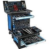 Dete. bigboy Taller carro + Caja de herramientas con herramientas