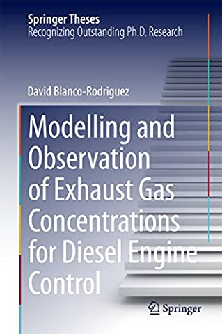 Modelling and Observation of Exhaust Gas Concentrations for Diesel Engine