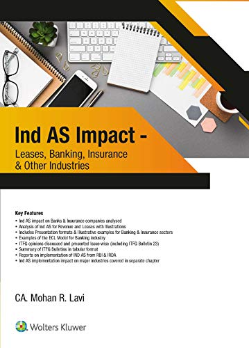Ind AS Impact- Leases, Banking, Insurance & Other Industries