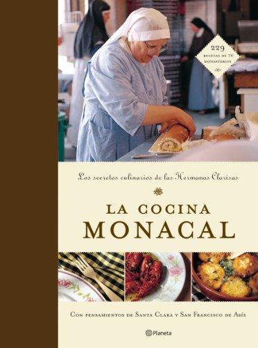 La cocina monacal ((Fuera de colección)) por AA. VV.