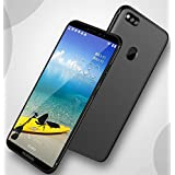 ELICA Exclusive for - Huawei Y6 (2018) Back Cover Silicon Soft Case for Huawei Y6 (2018)