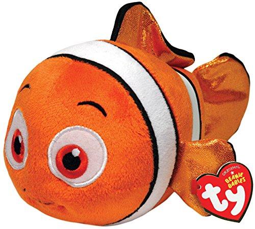 Ty Beanie Babies Nemo Fish Sparkle Plush by Ty Beanie Babies (Fish Beanie Baby)