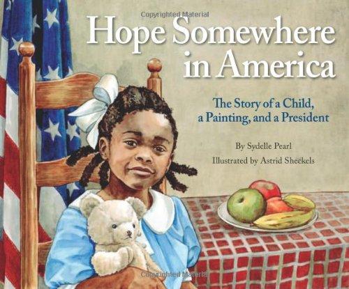 Hope Somewhere in America Tasse Pearl