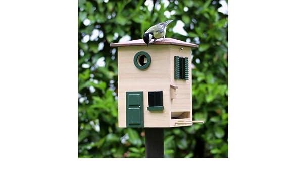 Wildlife Garden   Vogelhaus   Nistkasten   Toskana Haus Plus: Amazon.de:  Küche U0026 Haushalt