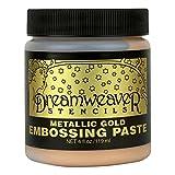 Stampendous Dreamweaver Gold Prägepaste