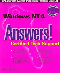[(Windows NT 4 Answers! : Certified Tech Support)] [By (author) Kathy Ivens] published on (January, 1998)